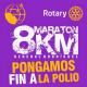 Maraton Rotary 8k Chau Polio
