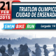 Triatlon Olímpico Ensenada