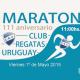 Maratón Aniversario Club Regatas Uruguay