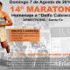 Maratón Homenaje a Delfo Cabrera