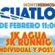 Acuatlón Monte Hermoso
