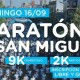 Maratón San Miguel Arcángel