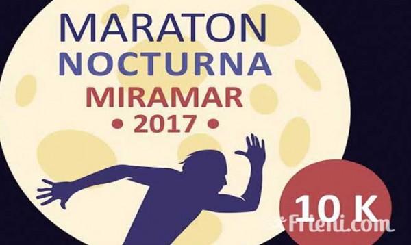 Maratón Nocturna Miramar