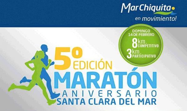 Maratón Aniversario Santa Clara del Mar
