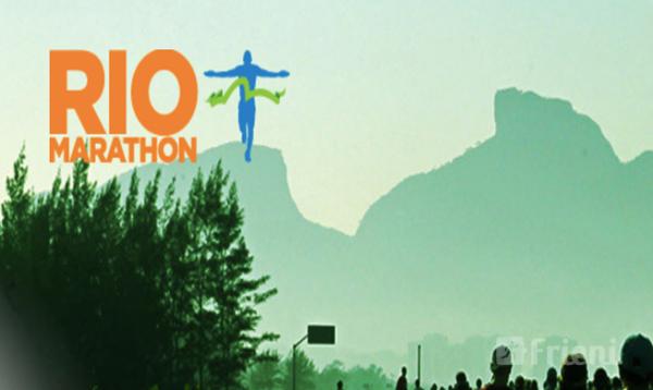 Maraton y Media Maraton Rio de Janeiro