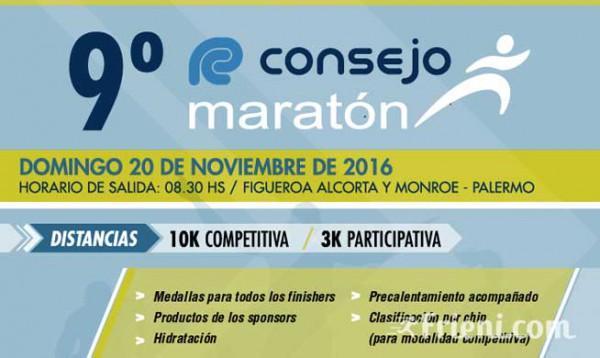 Maraton Consejo