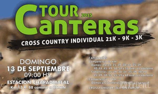 Cross Country Tour Canteras