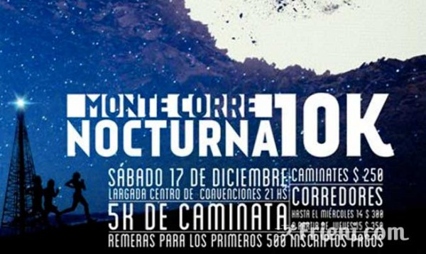 Monte Corre 10K Nocturna