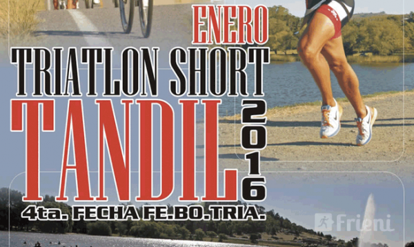 Triatlón Short Tandil