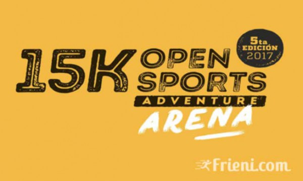 15k Open Sports Adventure Arena