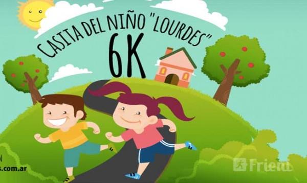 Maratón Casita Del Niño Lourdes 6k