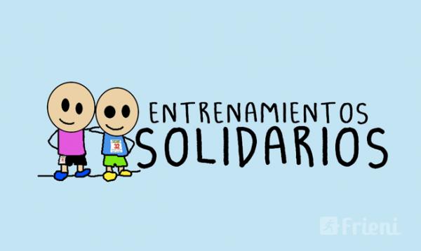 Entrenamiento Solidario Bahia Blanca
