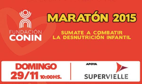 Maratón Conin Mendoza