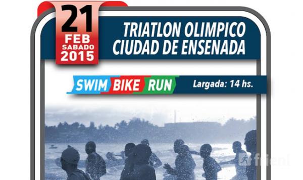 Triatlon Olímpico Ensenada