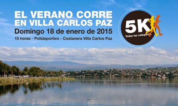 5k Villa Carlos Paz