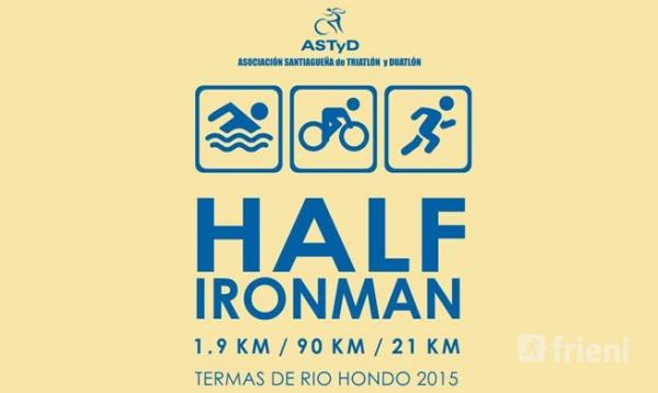 Half Ironman Termas de Río Hondo