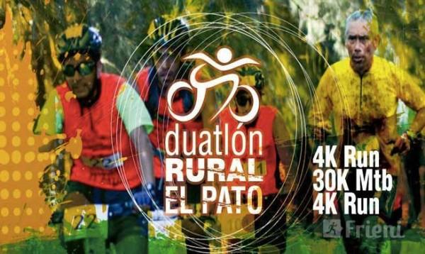 Duatlón Rural El Pato