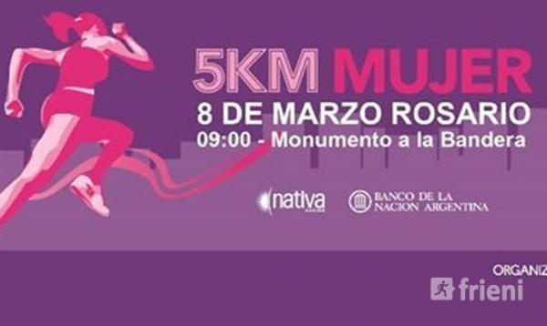 Maratón 5K Nativa Rosario