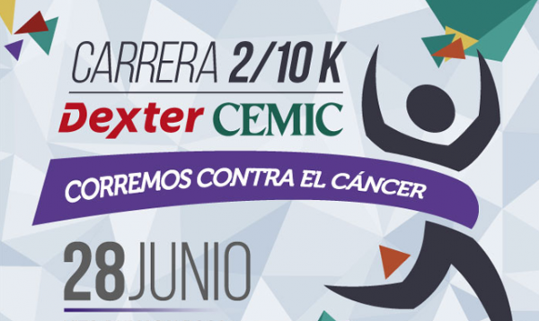 Corremos Contra El Cancer  Dexter Cemic