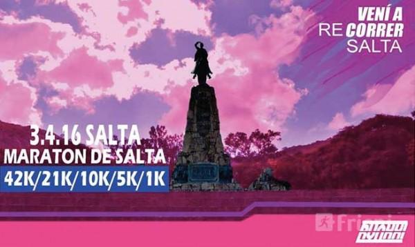 Maratón Ciudad de Salta