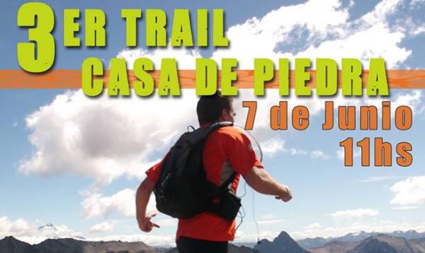 Trail Casa De Piedra
