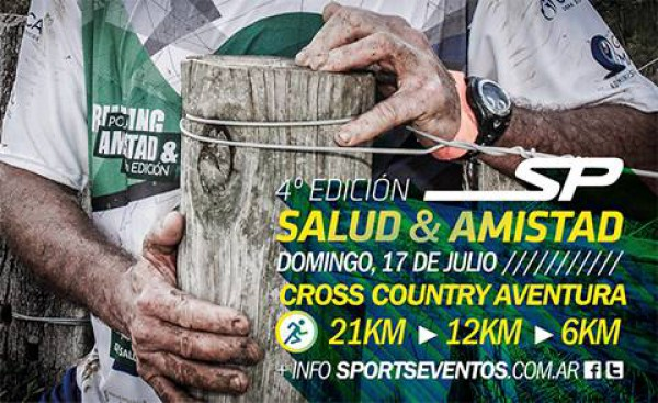Cross Country Aventura Amistad & Salud