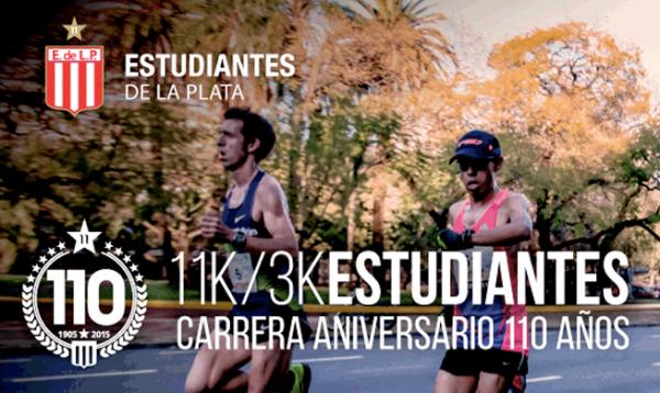 Carrera Aniversario Club Estudiantes de La Plata