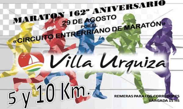 Maratón Aniversario Villa Urquiza