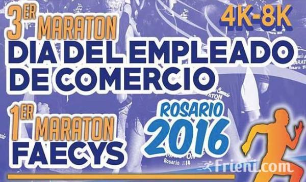 Maratón Empleados de Comercio Rosario