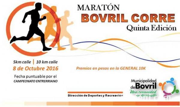 Maratón Bovril