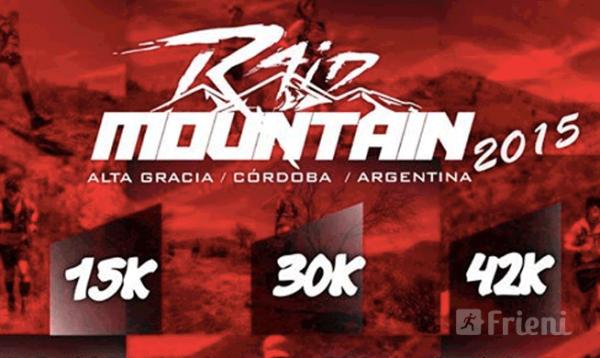 Raid Mountain Alta Gracia