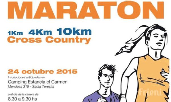 Maratón Estancia El Carmen