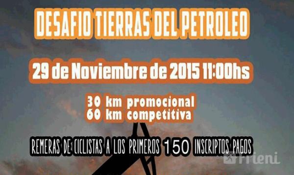 Desafío Tierra del Petroleo