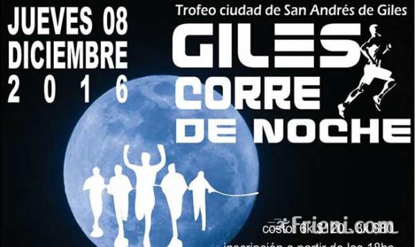 Maratón Nocturna San Andrés de Giles