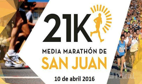 Media Maratón de San Juan