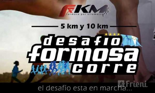 Desafío Formosa Corre