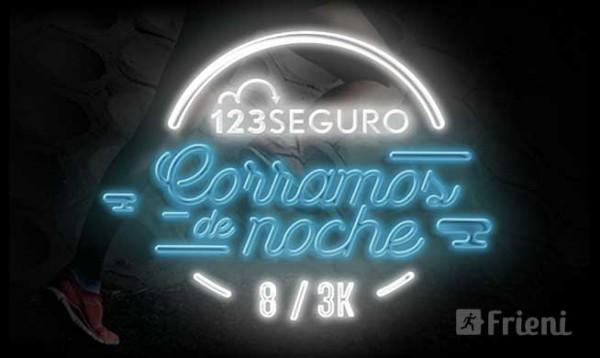Maratón Nocturna Corramos de Noche 123Seguro