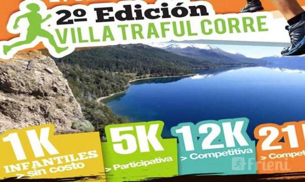 Villa Traful Corre