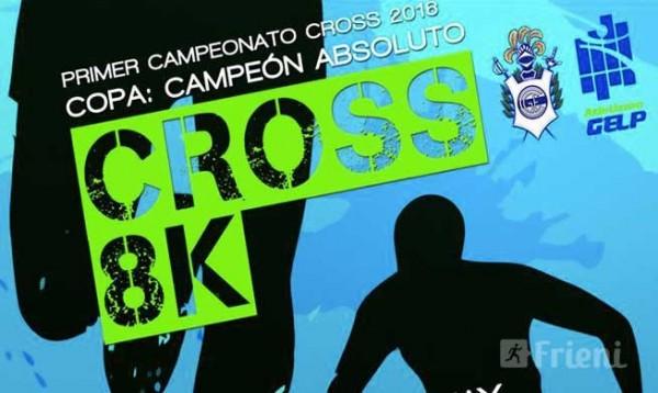 Cross 8k La Plata - Fecha 1
