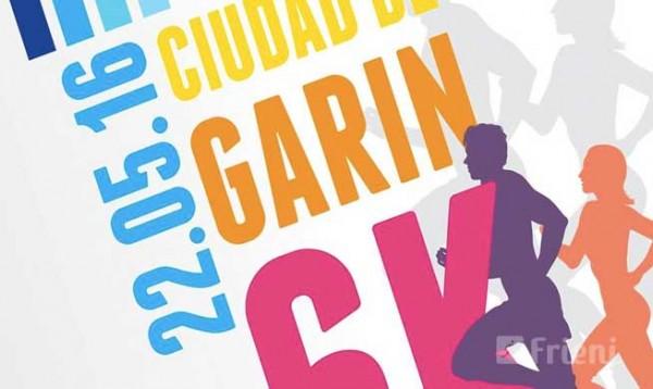 Maratón Ciudad de Garín