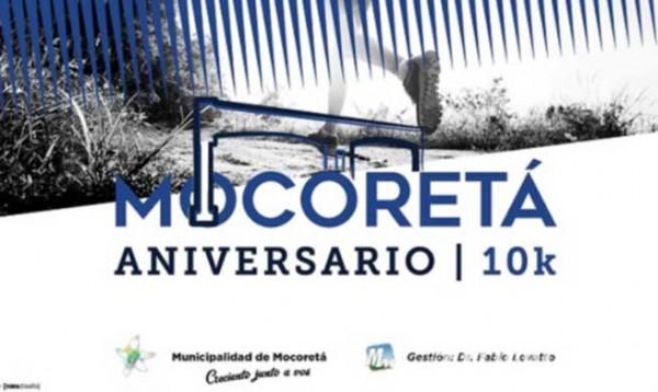 Maratón Aniversario Mocoretá