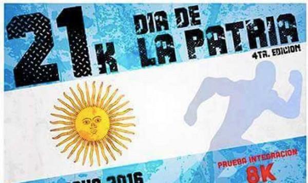 21k Dia de La Patria