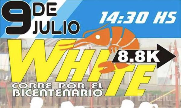 White Corre por el Bicentenario