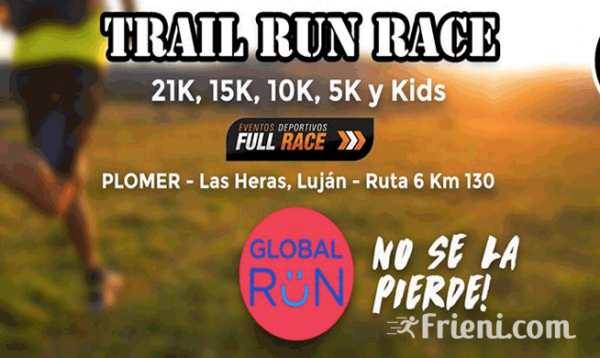 Trail Run Plomer General Las Heras