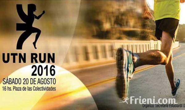Maratón UTN Run Paraná