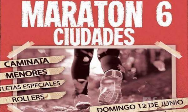 Maratón 6 Ciudades
