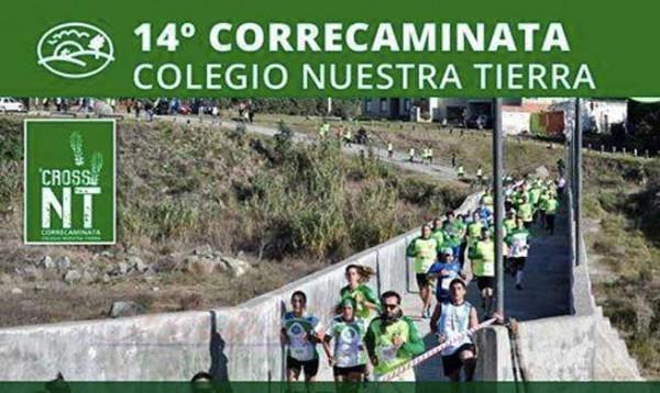 Correcaminata Colegio Nuestra Tierra