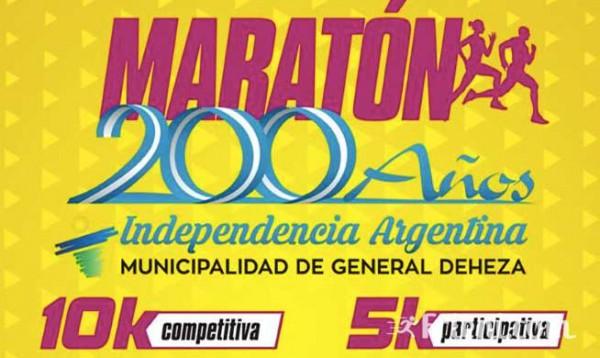 Maratón General Deheza