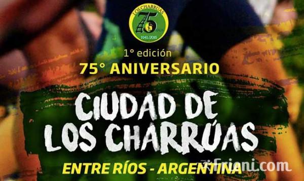 Maratón Ciudad de Los Charruas
