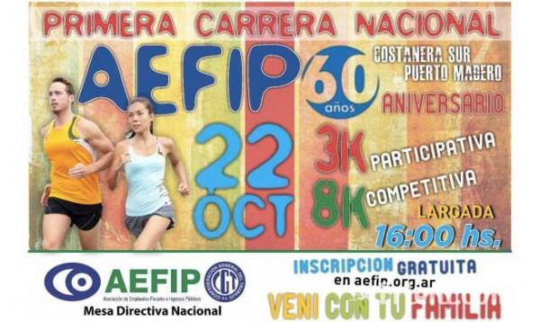 Maratón AEFIP Buenos Aires